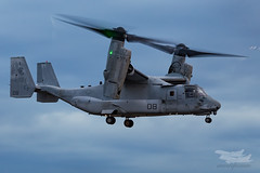 US Marines V-22 Osprey 07 YSSY-8362 (A u s s i e P o m m) Tags: v22 osprey v22osprey usmarines sydneyairport syd yssy mascot newsouthwales australia au