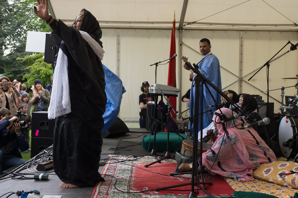 Mnat Aichata A Southern Morocco Band [Africa Day 2017 Dublin]-128853