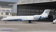 XAMAV Gulfstream 550 (Anhedral) Tags: xamav gulfstreamaerospace g550 gulfstream550 interjet bizjet corporatejet parisairshow2017 lebourget jet