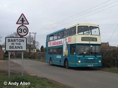 Arriva Midlands 4620 R620MNU (Andy4014) Tags: arrivamidlands r620mnu
