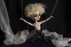 In chains #52dollyweekproject (Erla Morgan) Tags: doll 52dollyweekproject taeyang taeyangcustom custom nepenthe suturaworkshop erlamorgan groove junplanning dark light chains depechemode martingore