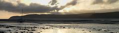 Sunrise over Red Wharf Bay on Anglesey (kyliepics) Tags: olympus e520 evolt520 olympuszuikodigital1122mmf2835 srbpsizend093stopgradfilter darktable hugin gimp