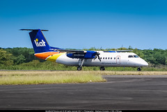 PTP.2010 # LIAT - Dash 8 V2-LGN - awp (CHR / AeroWorldpictures Team) Tags: liat de havilland canada dhc8311 scd dash 8 q300 cn 230 engines pwc v2lgn aircrafts 1990 cglot toronto yzd markair mrk lease gpa n679ma y50 cargo taba transportes aereos da bacia amazonica ptoke archana airways f5 acy vtetp vtakb avmax group cfzvu antillean airlines lm alm pjdhi dutch caribbean express k8 dce li lia stored stjohns yyt cyyt nikon d80 lenses nikkor 70300vr lightroom lr5 raw 2010 pointeàpitre ptp tffr fwi guadeloupe 971