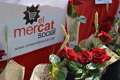 Sant Jordi - El Mercat Social (23.04.17)