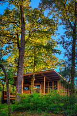Cabin in the Woods. (Ian Aberle) Tags: 2ev 2017 3xp centerville copyright©2017ianaberle fortboggy fortboggystatepark hdr leoncounty lightroom photomatix statepark tthdr tx texas wildlife cabin detailsenhancer realistichdr tonemapped unitedstates exif:isospeed=400 exif:model=canoneos7d exif:lens=efs24mmf28stm camera:make=canon geo:location=196texas75 exif:aperture=ƒ45 camera:model=canoneos7d geo:country=unitedstates geo:state=texas geo:city=centerville geo:lat=31183611666667 geo:lon=95978333333333 exif:focallength=24mm exif:make=canon