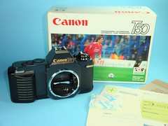 Canon T50 - FIFA World Cup 1986 (www.yashicasailorboy.com) Tags: canon t50 worldcup 1986 camera 35mm slr japan mexico