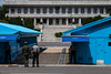 Korean Demilitarized Zone (Gerald Ow) Tags: pajusi gyeonggido southkorea geraldow canon eos 5dmkii 5dmk2 ef70200mmf28lii ef 70200mm f28 lii korea seoul dmz 한반도 비무장지대 joint security area jsa 38thparallelnorth