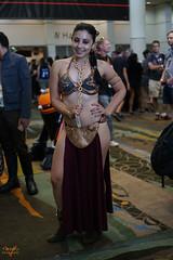 Star Wars Celebration Orlando 2017 Cosplay (V Threepio) Tags: cosplay starwarscelebration2017 vthreepiophotography costume outfit sonya6000 sonyalpha 35mmlens unedited unretouched starwars orlando cosplayer slaveleia
