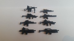 G36 Mods (影Shadow98) Tags: lego tiny tactical brickarms minifigcat g36 hecklerkoch