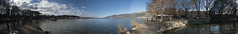 Ioannina Lake Panoramic Photo (dagios) Tags: ioannina lake ιωαννινα λιμνη πανοραμα πανοραμικη ηπειροσ