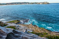 Bondi to Coogee (ludovic faucillon) Tags: rouge fuji fujifrance fujifilm officialfuji xt2 xf sydney australia beach nature wildlife ocean sea water blue sky foam bondi junction coogee holiday amazing