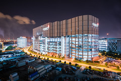 Cogent Logistics Hub, Tuas (Bryan.Chihan) Tags: landscapes cityscape singapore travel sony alpha a7rii urban cityscapes explore explorer architecture industrial nightscapes