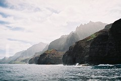 coastal beauty (-Mina-) Tags: usa hawaii napalicoast coast nature landscape ocean film analog minolta