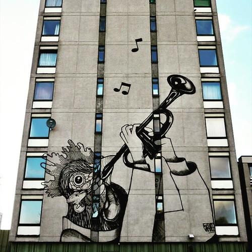 Instagram: #Jazz Quartet - Mechelen