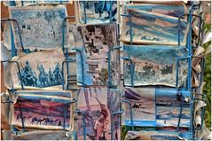 Maroc. Cartes postales. (leonhucorne) Tags: travel voyage tourisme afrique africa maroc couleurs colors nikon d7000