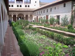 Palais de l'Alhambra (archipicture71) Tags: abuiwalidismail muhammad generalife jardin palacio nasride arabe palace granada grenade alhambra palais garden sultán jardines patio acequia