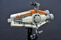 Proxyon Interceptor (space_e) Tags: lego starfighter