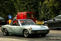 Porsche 914 (timvanessen) Tags: ah1594 volkswagen vw cabrio cabriolet convertible
