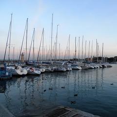 Yachts (Navi-Gator) Tags: yachts marine lake garda italy