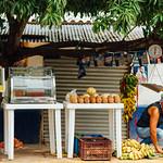 Fresh Juice Vendor, Jugos Frescas, El Rosario Colombia thumbnail