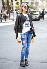 6 (inesabachurina) Tags: streetstyle aplique jeans
