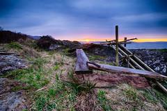 Wooden Structure (John fae Fife) Tags: wood fujifilmx scotland sea rocks xt1 shore craignure isleofmull structure mull