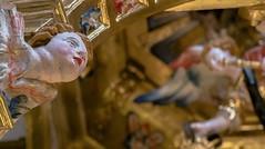 020-Monasterio de Valbuena ((π)) Tags: spain northernspain valladolid duero monasteriodevalbuena valbuena cistercian monastery frescoes church sonya7rii sony iphone6plus valbuenaabbey 2016 valbuenadeduero romanesque 13thcentury renaissance gothic mural baroque cloister cistercians order