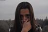 Ponte della musica, Roma (Chiara Franchini) Tags: capelli occhi mani eyes hair sky cielo alberi natura ragazza girl donna ritratto rome roma europe ponte nuvole