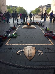 The Unknown Soldier (♔ Georgie R) Tags: arcdetriomphe paris france