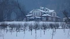 Snow House (girishsapra) Tags: snow house dallake srinagar kashmir