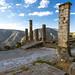Delphi, The Sacred Way – XVI – Apollo's Temple