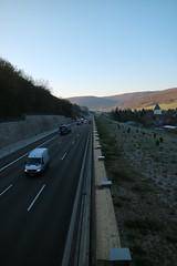 Autobahn (shortscale) Tags: a8 gruibingen autobahn