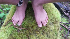 photo_2017-04-23_10-53-21 (2) (bfe2012) Tags: barefoot barefeet barefooting barefooted barefooter barefoothiking barefoothiker dirty dirtyfeet dirtysoles hiking freedom lifestyle nature