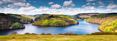 Llyn Brianne (Solent Poster) Tags: llyn brianne pentax k1 2470mm 2017 wales reservoir lake landscape seascape brecon beacons scenic panorama