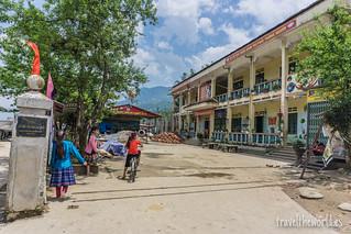 Lao Chai escuela