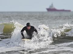 M2237742 E-M1ii 420mm iso200 f5.6 1_1000s (Mel Stephens) Tags: 20170423 201704 2017 q2 aberdeen coast coastal surfer surfers surfing people olympus omd em1ii ii m43 microfourthirds mirrorless mzuiko 300mm pro mc14 sea ocean scotland uk sport sports waves