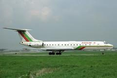 LZ-TUZ Tupolev TU-134A-3 Balkan Bulgarian Airlines (pslg05896) Tags: svo uuee moscow sheremetyevo lztuz tupolev tu134 balkan bulgarian