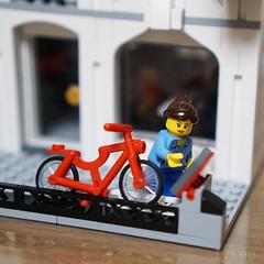 31026ALT-2 (inyonglee) Tags: lego legobuilding moc 31026 lego31026 modular legomodular cafe