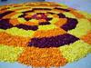 IMG_20160913_040250 (bhagwathi hariharan) Tags: onam pookalam flower rangoli kolam carpet floral nalasopara nallasopara virar aathapookalam tiruonam