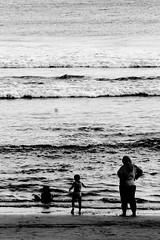 Black Lines (wi dodow) Tags: bw blackwhite nasionalgeographic nature natgeo geonusantara geojatim banyuwangi desaturate beach pantai monokrom human pulaumerah