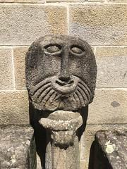 Loveliest stone creature ever (GrusiaKot) Tags: stone smile lovely simpa simpatia leone pietra incisione romanico chiesa church португалия portugal portogallo