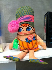 1960s cloth flapper doll by Mattel (stacyinil) Tags: gaw barbie