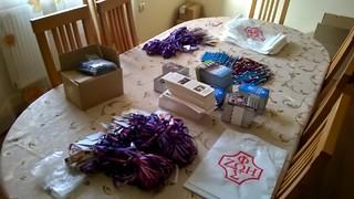 19.02.2015 - Pomagaliśmy w przygotowaniu materiałów na Kongregację Odpowiedzialnych w Częstochowie