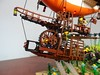 Run 06 (zgrredek) Tags: lego zgrredek balloon flowers pirates monster robbery