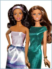 New Fashion (farmspeedracer) Tags: barbie happy holiday birthday wishes doll tox collector teresa neysa woman women girl lavender green outfit pazette