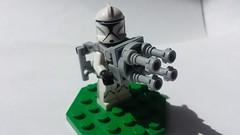 Reciprocating Quad Blaster (FirstInfantry) Tags: lego starwars clone cw gar republic clonetrooper