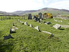 _1090973 Cashel yn Ard, Isle of Man (2) (archaeologist_d) Tags: isleofman cashelynard chamberedtomb archaeologicalruin neolithic standingstones 2000bc