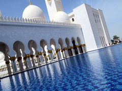 White Mosque Sheikh Zayed (l*aura**) Tags: emiratiuniti moschea sheikhzayed white whitemosque moschebianca