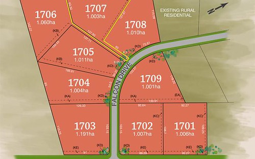 Lot 1707 Falcon Drive, Tamworth NSW 2340