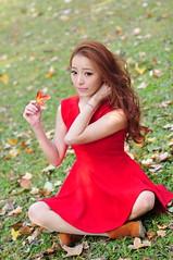 Lili0034 (Mike (JPG直出~ 這就是我的忍道XD)) Tags: lili 台灣大學 d300 model beauty 外拍 portrait 2014